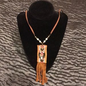Jewelry - Authentic Handmade Indian necklace